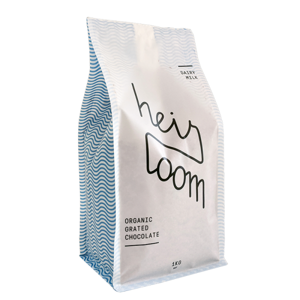 Heirloom - 1kg Bag - Dairy - Front Angle - On Transparent - 800